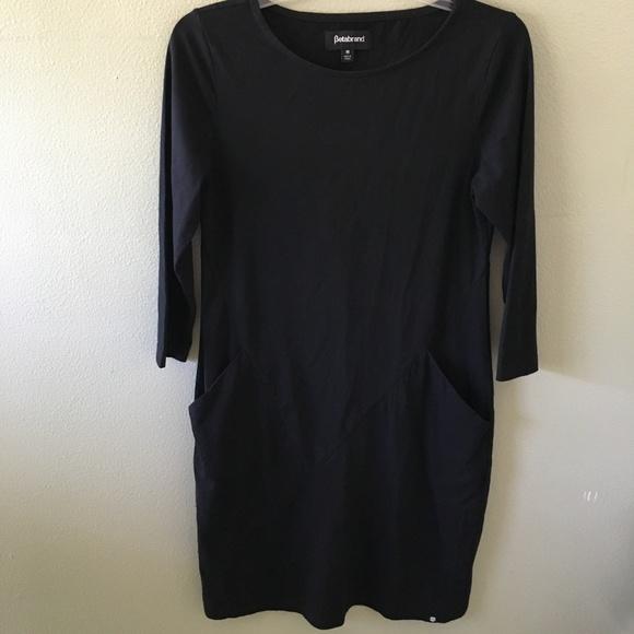 5117c000f112 Betabrand Dresses   Sweatshirt Travel Dress   Poshmark